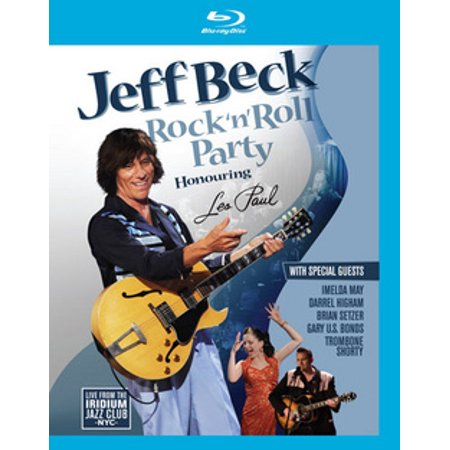 Jeff Beck: Rock 'n' Roll Party Honoring Les Paul (Blu-ray)