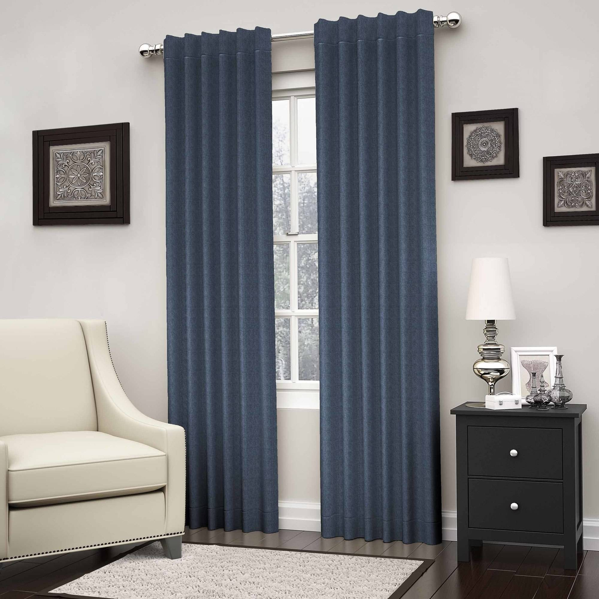Eclipse Kenley Blackout Window Curtain Panel Multiple