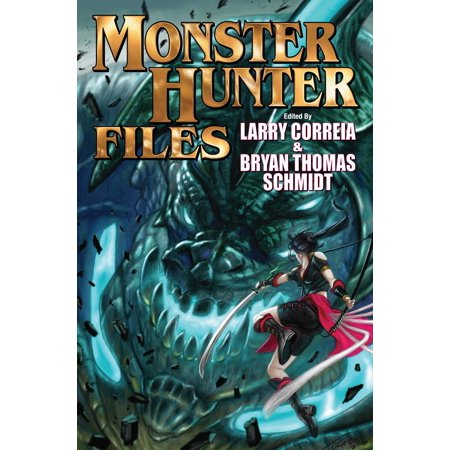 The Monster Hunter Files (Best Monster Of The Week X Files)