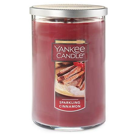 Yankee Candle Housewarmer Sparkling Cinnamon Large 2-Wick Tumbler Candle
