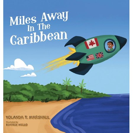 Miles Away In The Caribbean - eBook