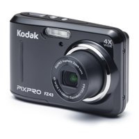 Kodak PIXPRO FZ43 Compact Digital Camera 16MP 4X Zoom HD 720P