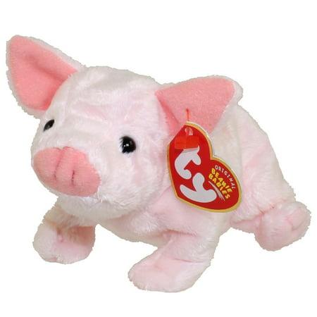 TY Beanie Baby - LUAU the Pig (6 inch)](Luau Pig)