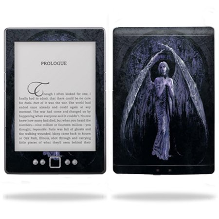 Mightyskins Protective Vinyl Skin Decal Cover for Amazon Kindle 4 four Wi-Fi, 6