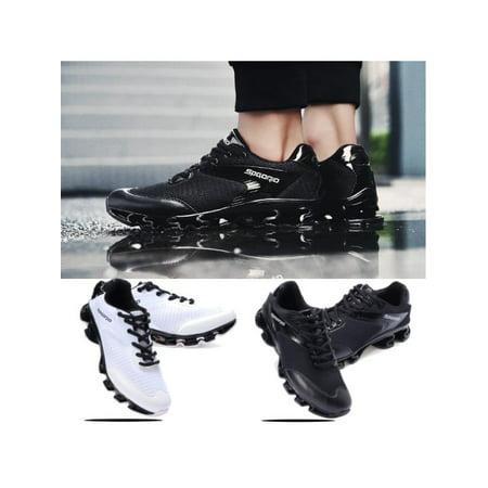 Men Running Shoes Outdoor Breathable Jogging Sport Blade Krasovki Walk