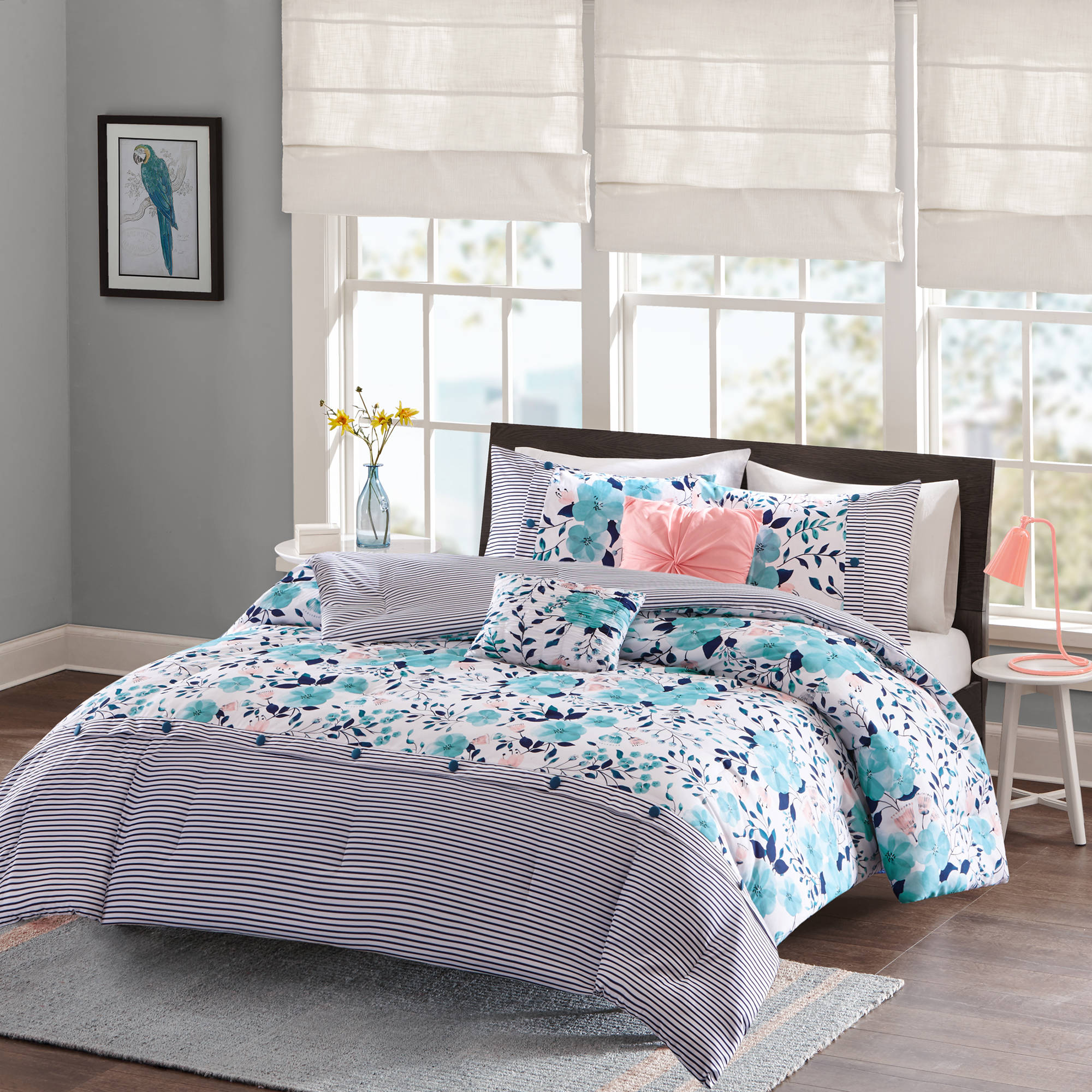 Home Essence Apartment Brie Bedding Comforter Set