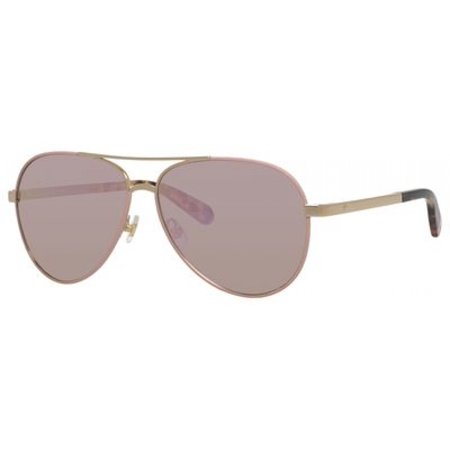 Kate Spade KS Amarissa Sunglasses 0EYR Gold