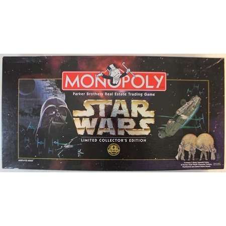 Star Wars Monopoly (Limited Collector