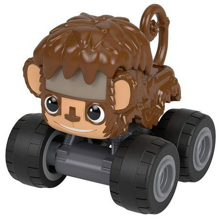 Blaze & the Monster Machines Nickelodeon Monkey Truck Vehicle