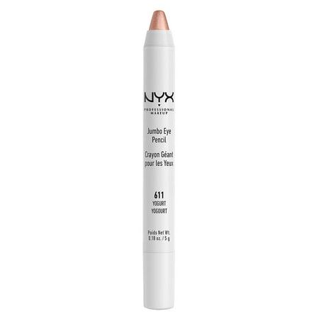 NYX Professional Makeup Jumbo Eye Pencil, Yogurt