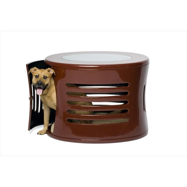 DenHaus ZenHaus Indoor Dog House and End Table