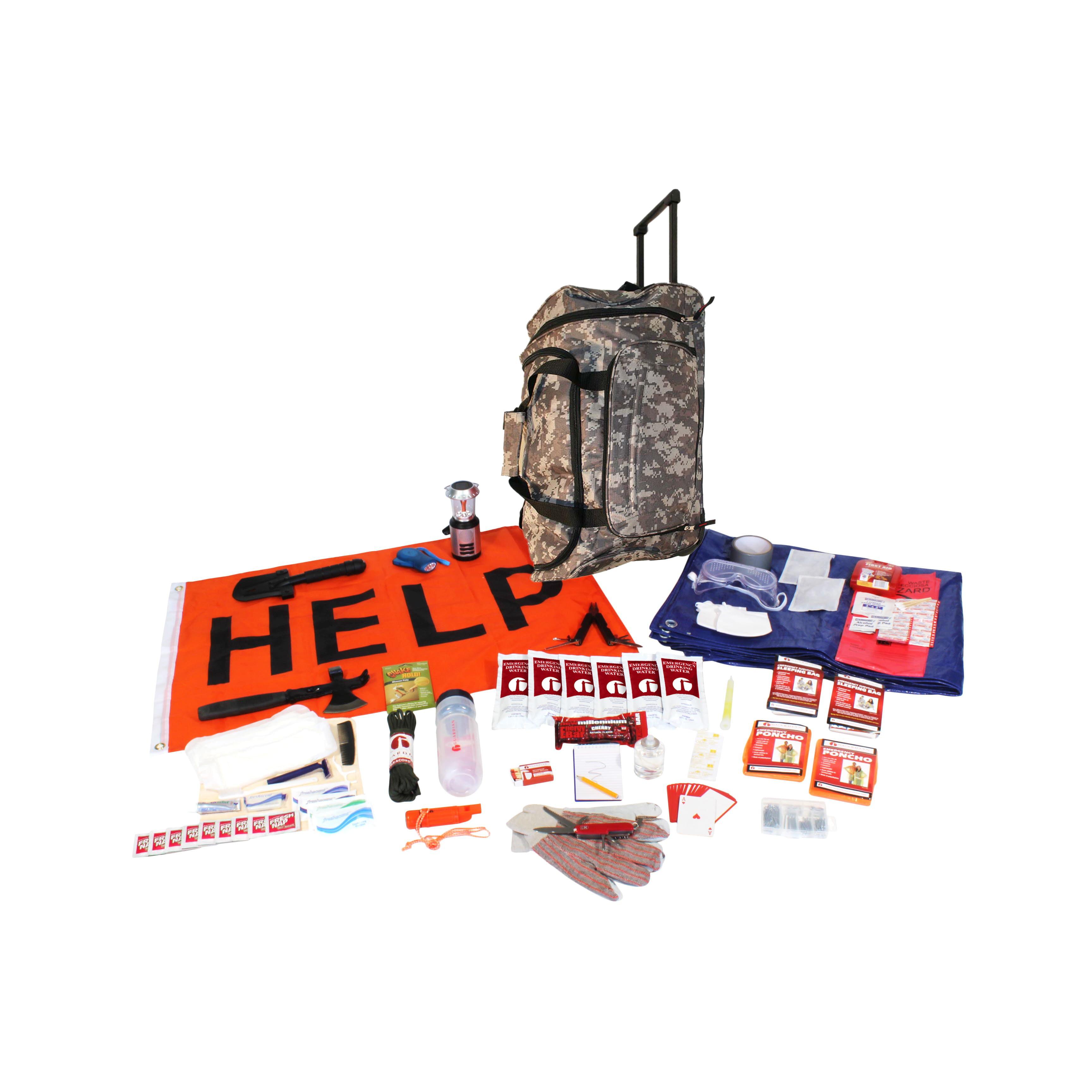 Guardian Survival Gear Tornado Emergency Kit in Camo by Overstock