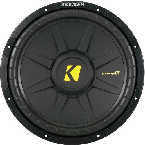 "KICKER COMP S 40CWS124 12"" 600W Car Subwoofer Power Sub Woofer 4 Ohm CWS12"