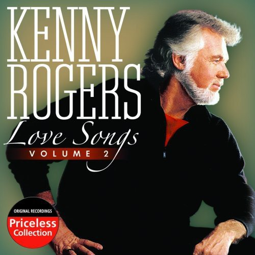 Kenny Rogers - Kenny Rogers: Vol. 2-Love Songs [CD]