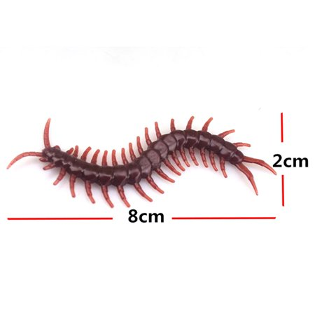 Simulation Fool'S Day Toy Fake Scorpion Gecko Flies Small Strong Scary - image 5 of 7