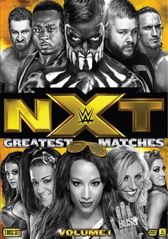 WWE: NXT's Greatest Matches Volume 1 (DVD) by WARNER HOME VIDEO