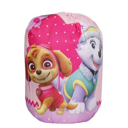 Pink Slumber Bag (Paw Patrol Sleeping Bag Best Pups Ever Slumber Set)
