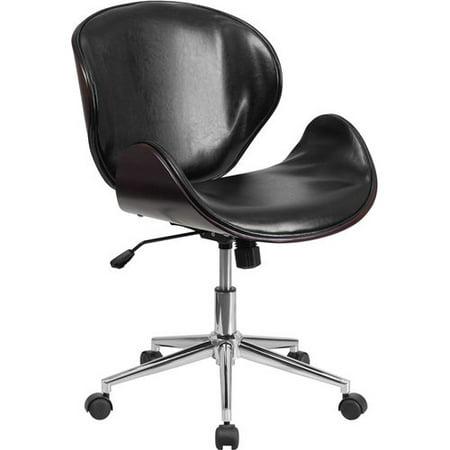 Tremendous Corrigan Studio Cutler Mid Back Swivel Guest Chair Theyellowbook Wood Chair Design Ideas Theyellowbookinfo