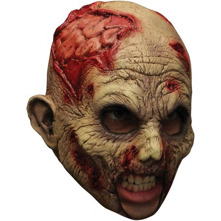 Morris Costumes TB27517 Undead Chinless Latex Mask - Hollywood Undead Mask
