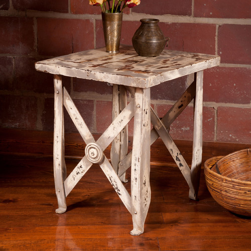 William Sheppee British Raj Bundi End Table by William Sheppee