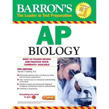 Barron's AP Biology (Ap Biology Chapter 5 Reading Guide Answers)