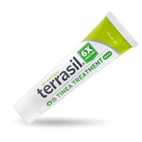 Terrasil® Tinea Treatment MAX Strength with All-Natural Activated Minerals® 6X Faster Relief of Tinea Symptoms (14gm Tube)