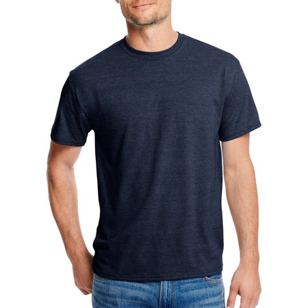 Hanes Men's x-temp with fresh iq short sleeve - Rose T-shirt Tee
