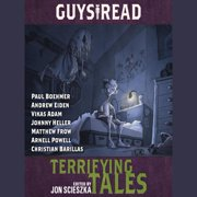 Guys Read: Terrifying Tales - Audiobook