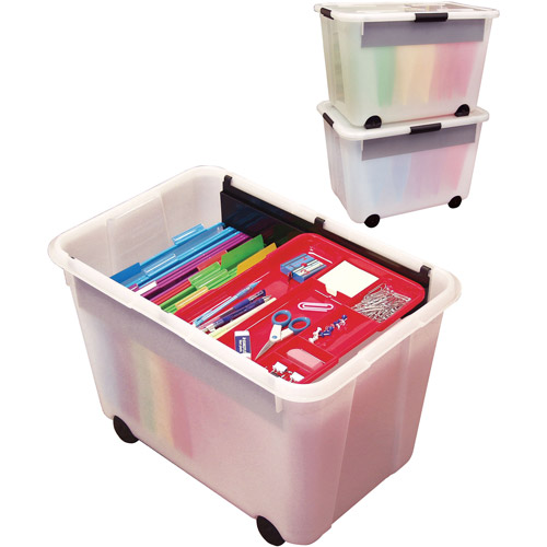 ECR4Kids Mobile Store-N-Stack File System