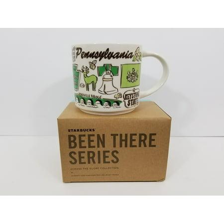 Starbucks Been There Series Collection Pennsylvania Coffee Mug New With - Halloween Coffee Mugs Starbucks