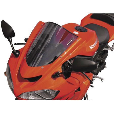 Sportech 45471117 V-Flow Tint Series Windscreen - Smoke