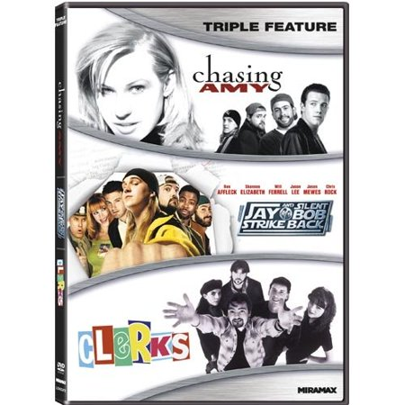 Kevin Smith Triple Feature  Jay   Silent Bob Strike Back   Chasing Amy   Clerks  Widescreen