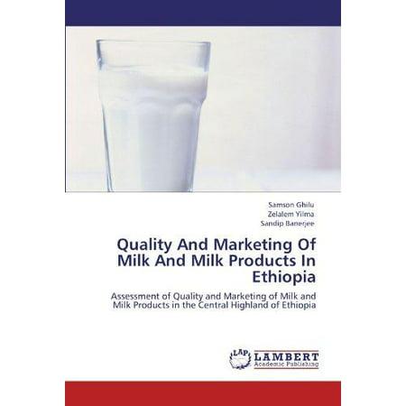 Dairy Marketing Strategy