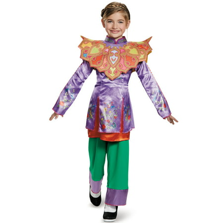 Alice Asian Look Classic Child Costume - Funny Asian Halloween Costumes