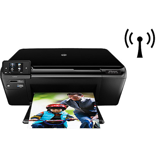 HP Photosmart Wireless e-All-in-One Printer w/ ePrint Mobile Printing and Airprint