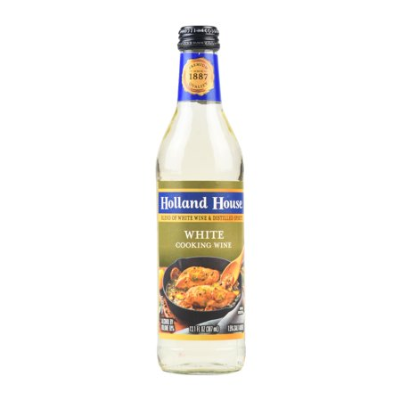 Holland House White Cooking Wine, 13.1 Oz (Best White Wine For Cooking)