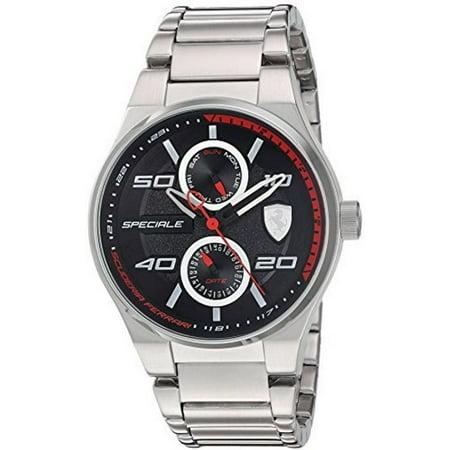 Ferrari Scuderia Speciale Stainless Steel Mens Watch 0830358