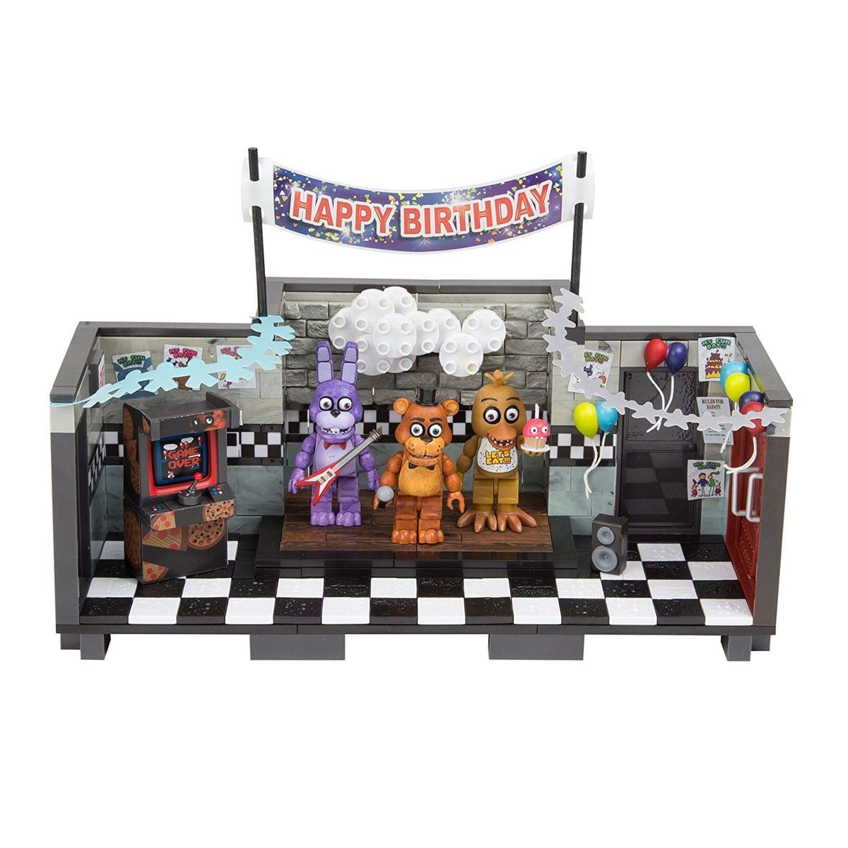 McFarlane Toys Five Nights at Freddy's The Show Stage Building Set - 314pc
