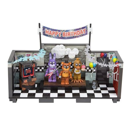 McFarlane Toys Five Nights at Freddys The Show Stage Building Set - 314pc