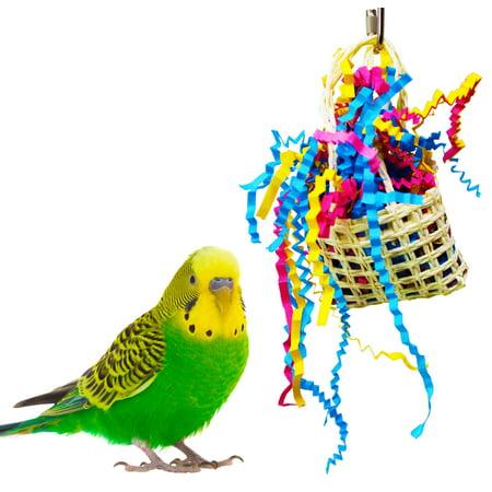Bonka Bird Toys 1007 Goody Bag Bird Toy.