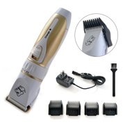 Ownpets Pet Dogs and Cats Electric Hair Trimmer Grooming Clippers Kit Rechargeable Cordless