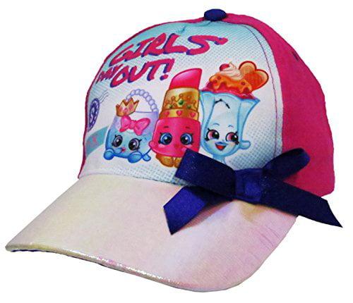 promo code 801b1 4240f ... usa product image shopkins girls baseball cap a61d9 1fe7e