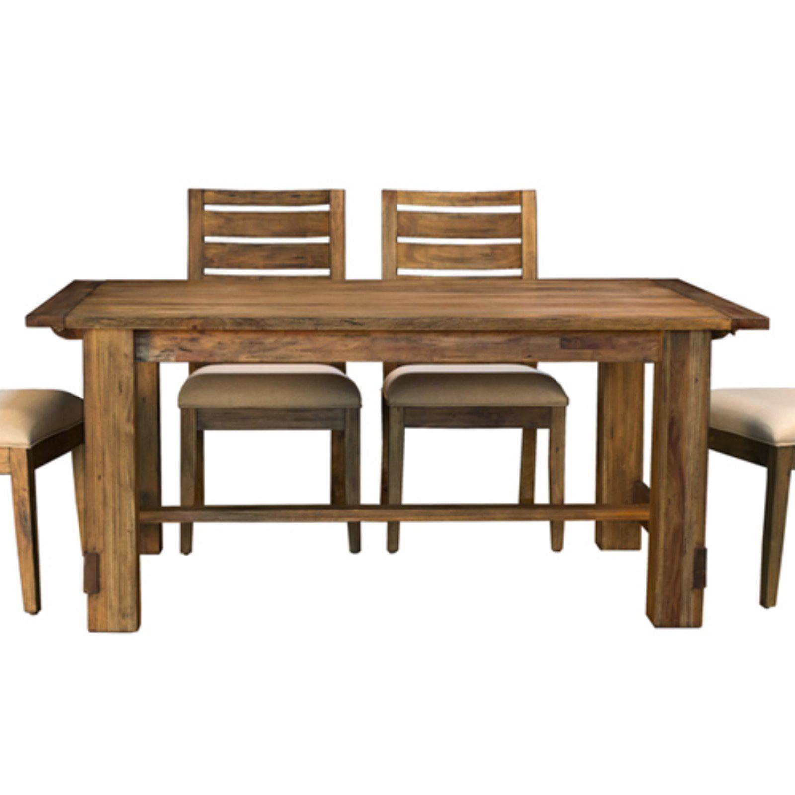 A-America Anacortes 105-in. Trestle Table