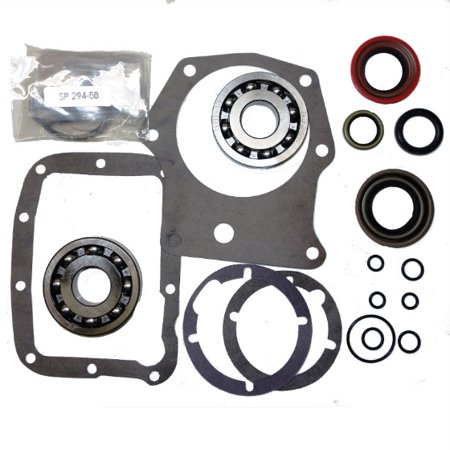 308 Usa Standard Gear (A833 Transmission Bearing/Seal Kit 68-1974/Dodge/Plymouth Car 4-Speed Manual Trans 18 Spline 308 Input/Mainshaft Bearing USA Standard Gear)