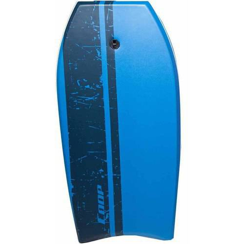Super Pipe 41 Body Board, Blue Stripe