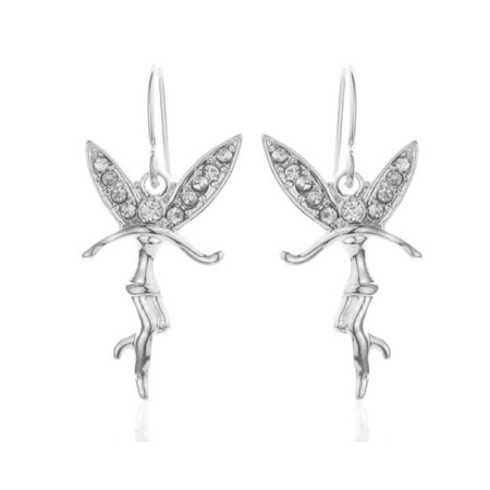 - Novadab Austrian Crystals Angel Fairy Women Earrings