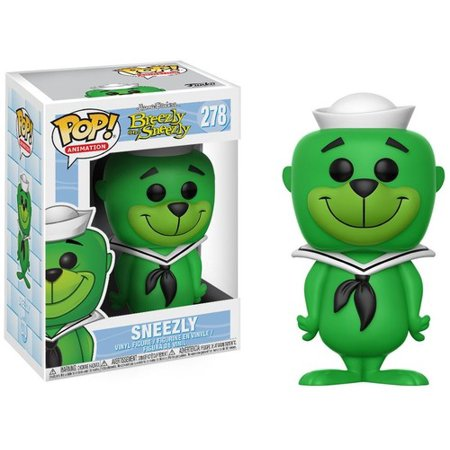 Funko Pop! Animation: Hanna Barbera - Sneezly