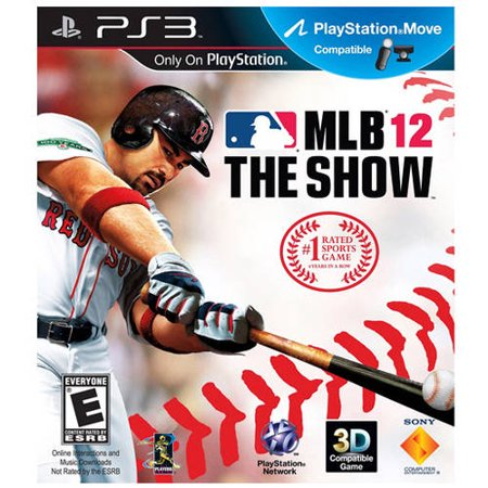 Mlb 12  The Show  Ps3    Pre Owned