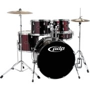 PDP by DW Z5 5-Piece Drum Set Black Cherry