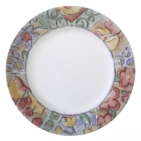 Corelle Impressions Watercolors Dinner Plate Walmart Com